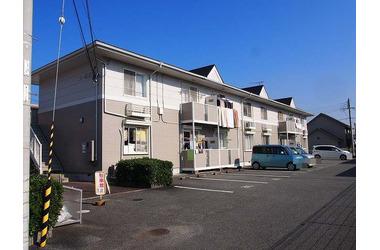 コーポ東南 2階 3DK 賃貸アパート