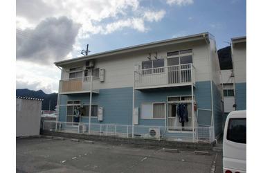 ドミールB 1階 2DK 賃貸アパート