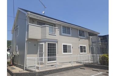 コンフォート阿江 1階 2LDK 賃貸アパート