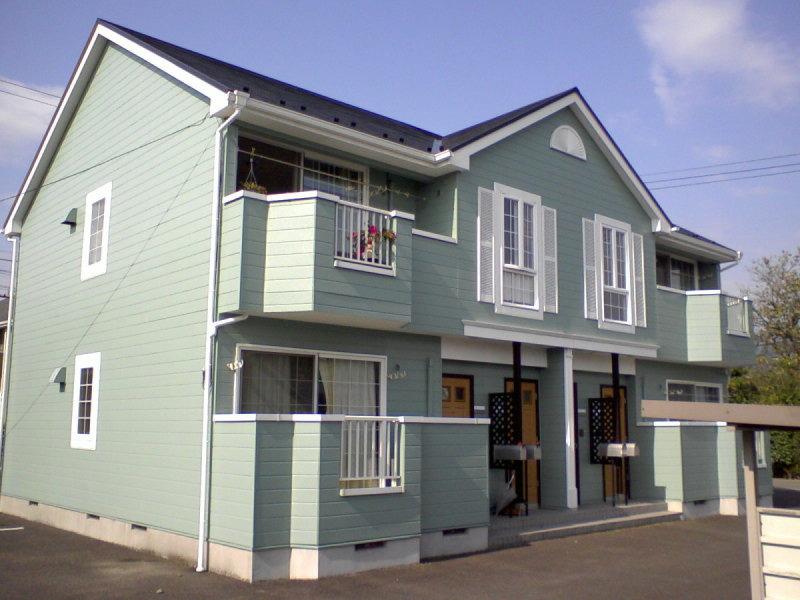 ドミールオカマエA 1階 2DK 賃貸アパート