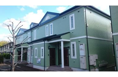 アヴェニールシャルマンB 2階 2DK 賃貸アパート