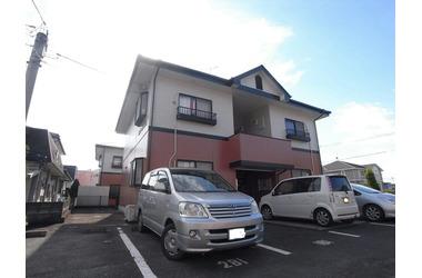 エスペランサB 2階 2DK 賃貸アパート