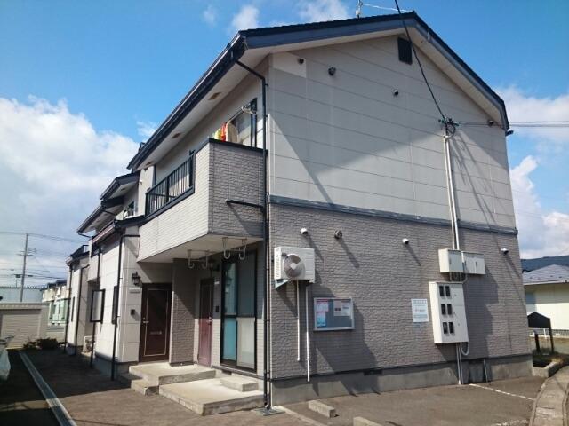 ソレイユ 1階 2DK 賃貸アパート