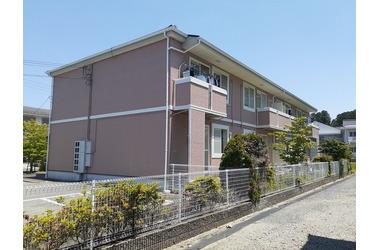 フォレストE 2階 2DK 賃貸アパート