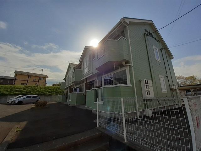 サンパティ-クA・T 2階 2LDK 賃貸アパート