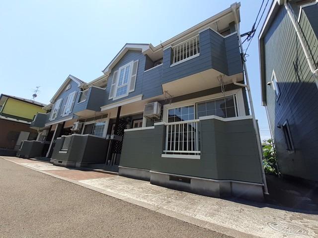 メゾンエクセルB 1階 2DK 賃貸アパート