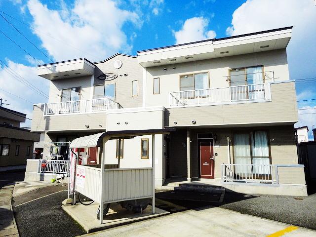 リバータウンC 1階 3DK 賃貸アパート
