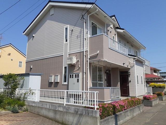 ジャルディーノC 2階 2DK 賃貸アパート