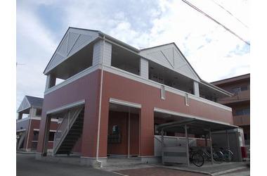 アビタシオン・アミ B 1階 1K 賃貸アパート