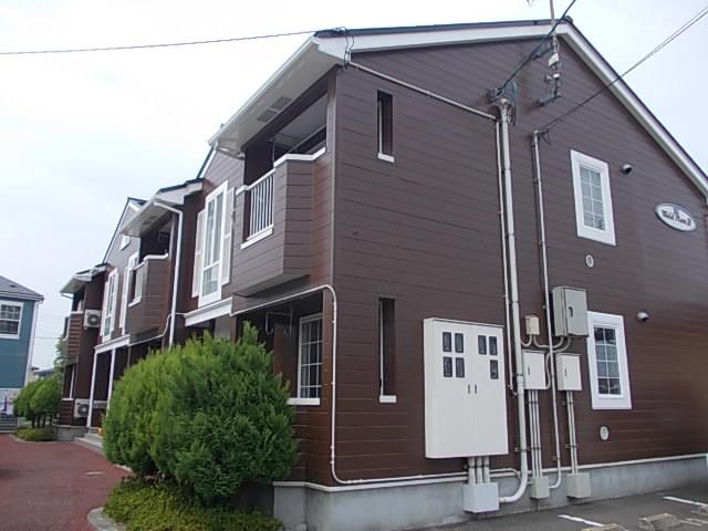 ヴァルトプラッツB 1階 2DK 賃貸アパート