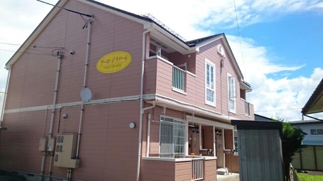 プーロ・ジラソーレ 1階 2DK 賃貸アパート