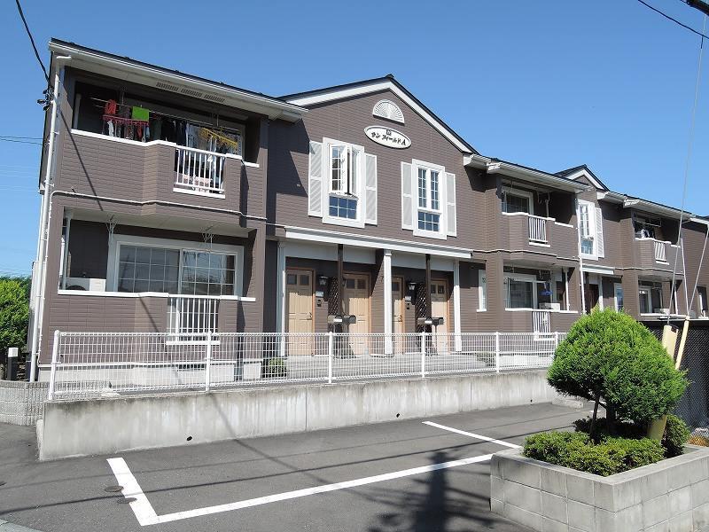サンフィールドA 2階 3LDK 賃貸アパート