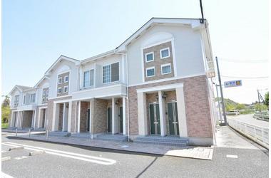 キャピタル・レジデンスⅢ 2階 1LDK 賃貸アパート