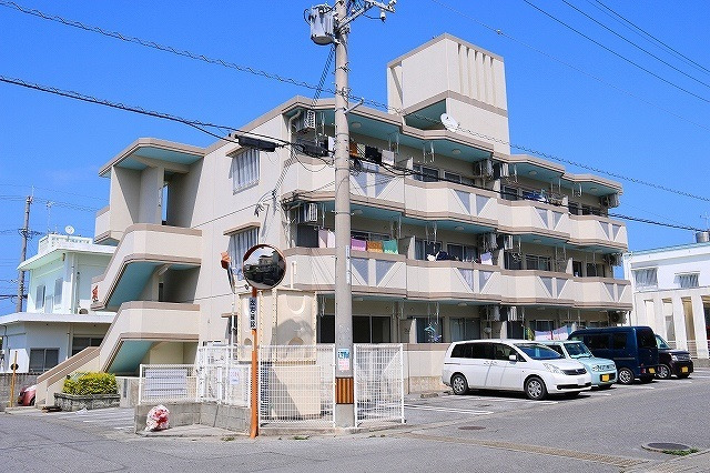 サン・コーポ大樹 1階 1LDK 賃貸マンション