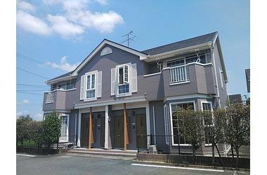 サザンカⅡ 1階 2DK 賃貸アパート