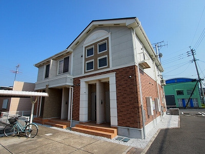 ハウス遠賀野B 賃貸アパート