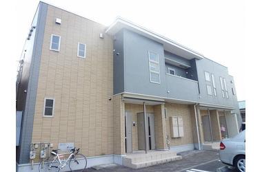 シャトー・シモハタ 4 2階 2LDK 賃貸アパート