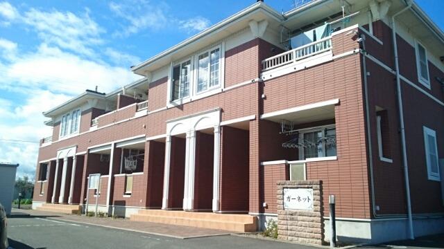 ガーネット 2階 2LDK 賃貸アパート
