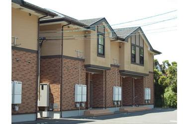 フィオ-レB 1階 2DK 賃貸アパート