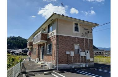 クレストールS.K・Ⅱ 1階 2DK 賃貸アパート