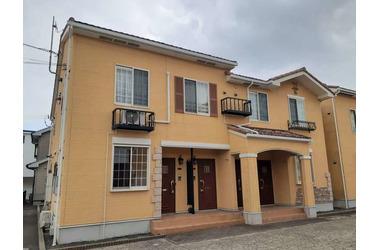 トリノ フルートB 2階 2LDK 賃貸アパート