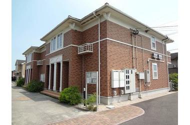 ヌーベル★スリーB 1階 1LDK 賃貸アパート