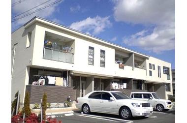フェリア糸井C 1階 1LDK 賃貸アパート