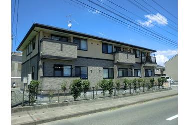 シャン バティ-ルA 2階 2LDK 賃貸アパート