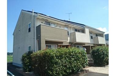 リバーサイド・フィオーレ 2階 2LDK 賃貸アパート