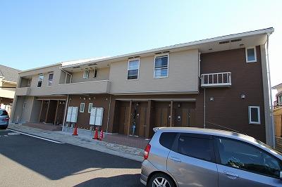パークサイドヒルズ八幡WEST 1階 2DK 賃貸アパート