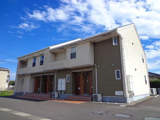 ハーモニーレジデンスⅡ 1階 2DK 賃貸アパート