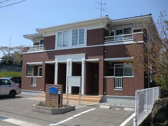 シャンテ ブリ-ズ 1階 2DK 賃貸アパート