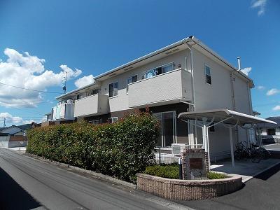 クランベリーハウスさとⅠ 2階 2LDK 賃貸アパート