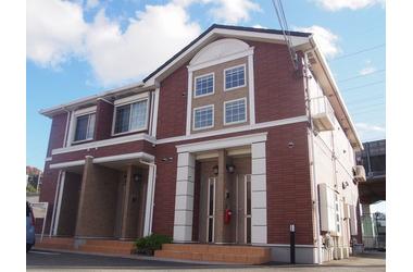 マルベリーB 2階 1LDK 賃貸アパート