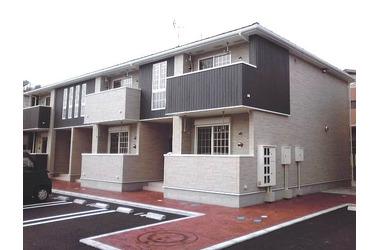 サンリットヴィラB 2階 2LDK 賃貸アパート