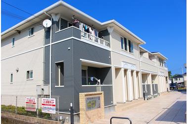 グリームヒル2番館 2階 3LDK 賃貸アパート
