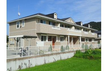ドミールディオンⅡ 1階 1LDK 賃貸アパート