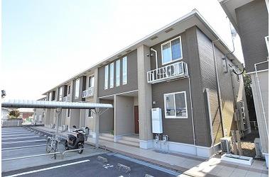 コンフォート・ヴィラ緑山Ⅱ号棟 1階 2DK 賃貸アパート