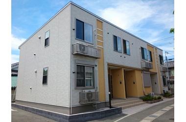 フェリア福崎 1階 1LDK 賃貸アパート
