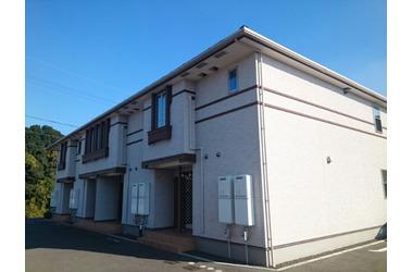 ライズピークA 1階 2DK 賃貸アパート