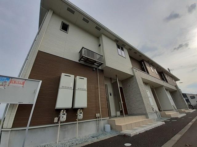 コットン ヴィラ・ノースⅢ 1階 1LDK 賃貸アパート
