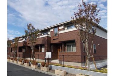 ヴァンベール城西Ⅱ 2階 2LDK 賃貸アパート