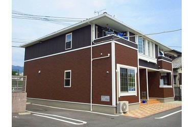 ジャスタウェイ Ⅰ 1階 2DK 賃貸アパート