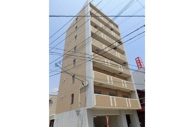 リバーサイド苅藻川 2階 1K 賃貸マンション