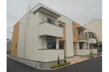 レスピレⅡ 1階 1LDK 賃貸アパート