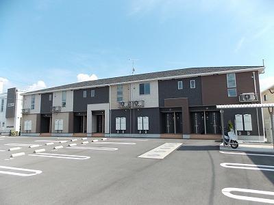 HOUSE・7 2階 2LDK 賃貸アパート