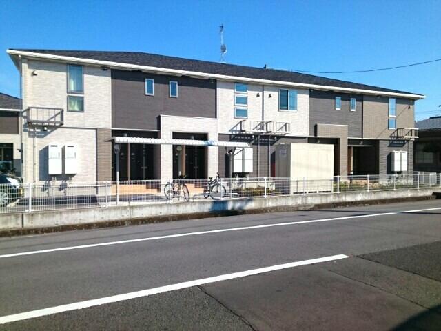 ST サイドA 2階 2LDK 賃貸アパート