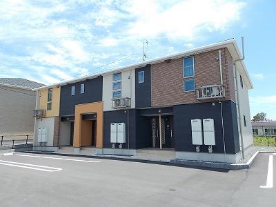 ルーチェ リヒト Ⅱ 1階 1LDK 賃貸アパート