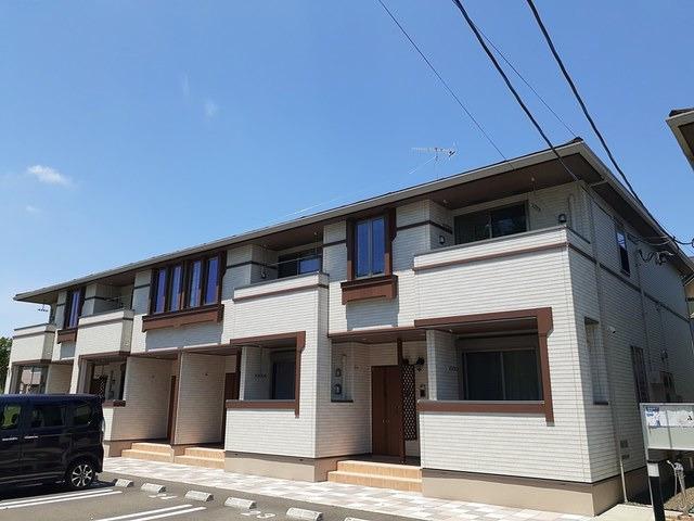 フェリジータⅢ 2階 2LDK 賃貸アパート