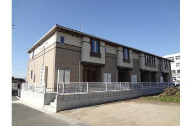 デア・フィオーレⅡ 1階 2DK 賃貸アパート